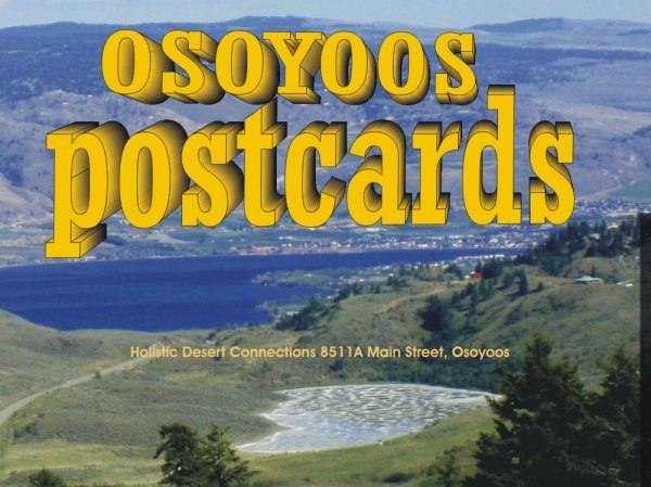 NEW! Osoyoos Postcards!